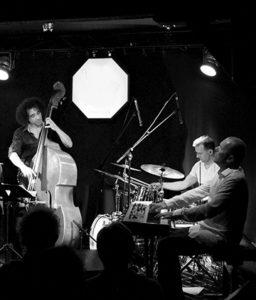 Eric Lozano en Trio concert